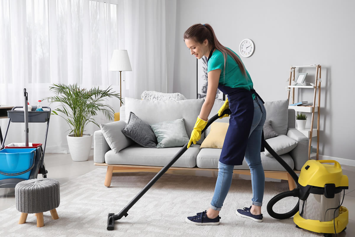 How to Properly Clean Your Corporate Housing Rental