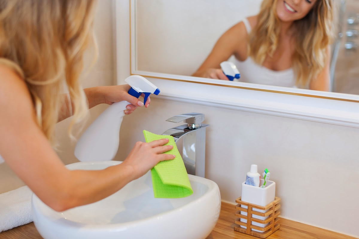 A Bathroom Cleaning Routine for Your Corporate Housing Arrangement