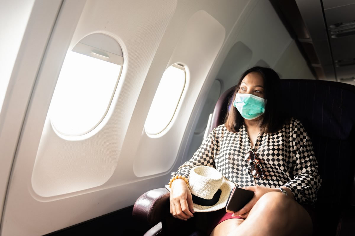 How to Stay Safe When Travelling on a Plane for Work